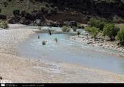 رهاسازی آب زایندهرود در تونل گلاب صحت ندارد