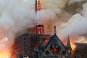 واکنش فرانسه به توئیت ظریف درباره نوتردام/ عکس