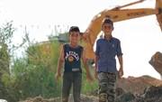 فیلم | روستایی که مردم محلی از محو شدن در سیل نجات دادند