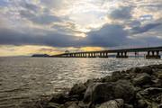 وسعت دریاچه ارومیه به ۲۹۰۳ کیلومترمربع رسید