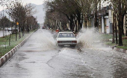 فیلم | آمادهباش ۷ استان در پی ورود سامانه جدید بارشی