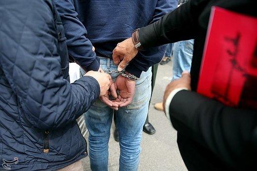 طرح رعد ۲۴ پلیس تهران