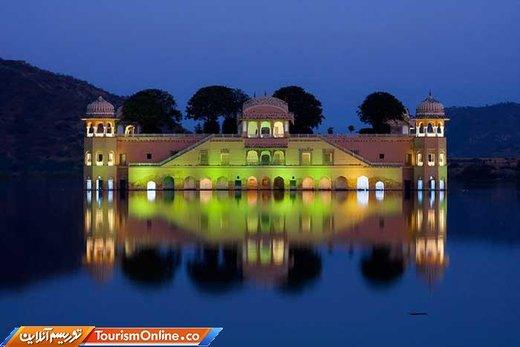 قصر «جال محل» در هند