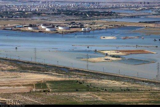 نشت نفت در خوزستان تکذیب شد