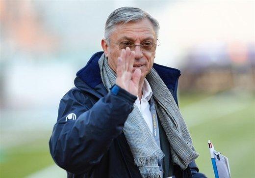 زلاتکو کرانچار ماندنی شد/ تاج مسئولیت تیم ملی امید را بر عهده گرفت