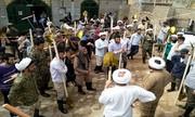 کمک ۶ هزار طلبه به سیلزدگان خوزستان و لرستان