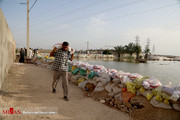 سیل در خوزستان چه کرد؟ گزارش استاندار