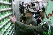 تصاویر | تجدید پیمان فرماندهان ارتش با آرمانهای امام خمینی(ره)