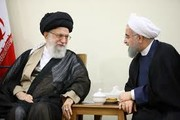 روحانی: رهبری با استفاده از صندوق توسعه ملی برای جبران خسارت سیل موافقت کردند