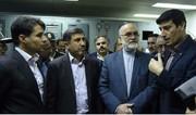 بازدید رییس سازمان بازرسی کشور با همراهی استاندار البرز از تاسیسات سد امیرکبیر