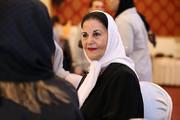 فیلم | پوری بنایی در جمع سیلزدگان خوزستان