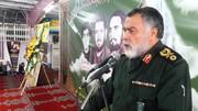 سردار قربانی: ایران در طول ۴۰ سال بارها پوزه آمریکا را به خاک مالیده است