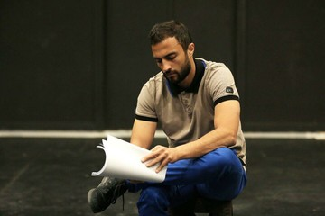 تمجید مهراوه شریفینیا از نمایشی با بازی امیر جدیدی و علی شادمان