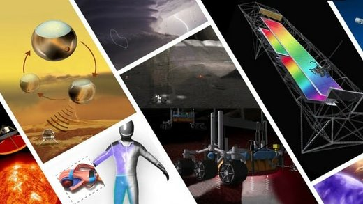 ۱۸ فناوری جدید فضایی که ناسا در آینده به آنها نیاز دارد