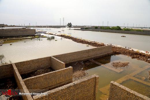 عضو مجلس خبرگان: سیل اهواز در ۱۰۰۰ سال گذشته سابقه ندارد