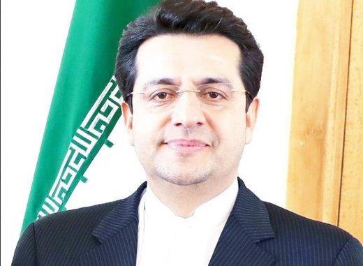 موسوی: ایران هرگز در مذاکراتی با عنوان برنامه موشکی نبوده است