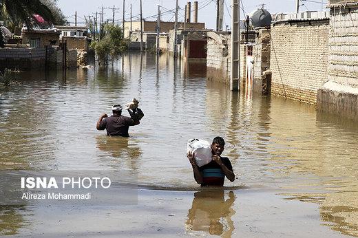 آخرین اخبار درباره شیوع بیماری واگیر در مناطق سیلزده