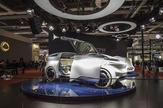 نمایشگاه خودروی شانگهای 2019