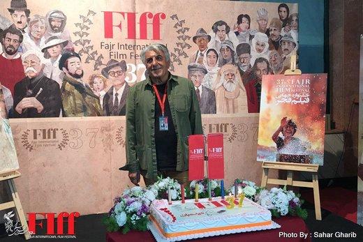 جشنواره فیلم فجر,رضا کیانیان,سی و هفتمین جشنواره جهانی فیلم فجر,سیدرضا میرکریمی,سینمای ایران