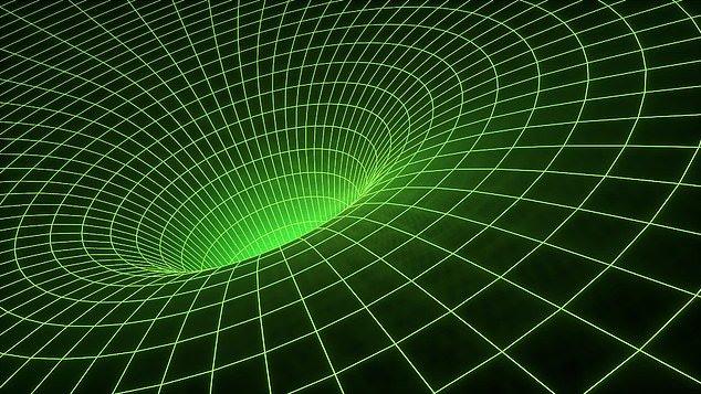 کرمچالهها وجود دارند اما تونل زمان نیستند