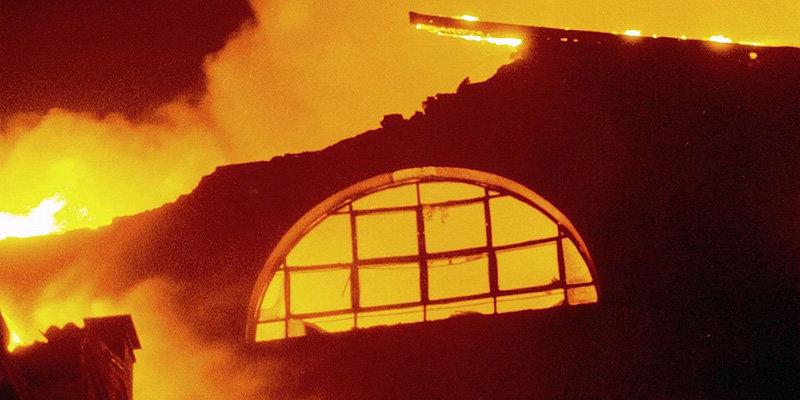 آتشسوزی ۲۹ ژانویه ۱۹۹۶ تماشاخانه بزرگ لا فنیچه در شهر ونیز ایتالیا