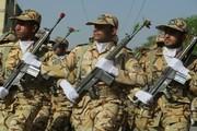 مراسم رژه امدادی ارتش در خرمآباد برگزار شد