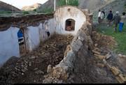 تصاویر | بلایی که سیل سر روستاهای طبس آورد