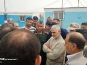 دستور سرلشکر سلیمانی برای تخلیه روستای صراخیه شادگان