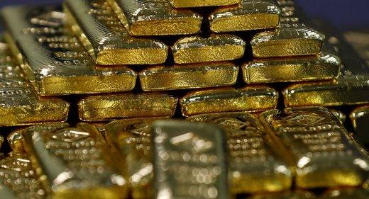 قیمت جهانی طلا همچنان در سراشیبی