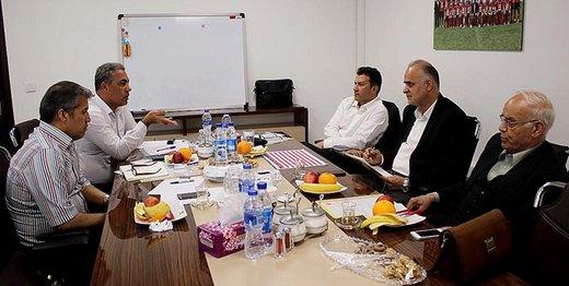 جلسه فوقالعاده هیأت مدیره پرسپولیس تشکیل شد