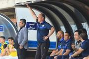 حسینینسب: تصمیم استیلی در مورد تیم امید قابل احترام است