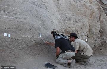 استفاده از بقایای ادرار بهعنوان ابزار باستانشناسی در مرکز ترکیه