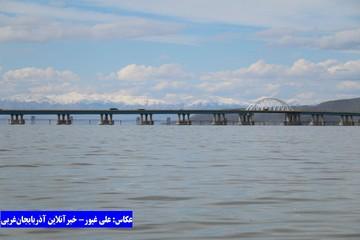 رهاسازی ۶۰ میلیون مترمکعب پساب به دریاچه ارومیه