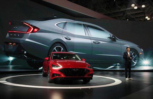 نمایشگاه بینالمللی خودروی نیویورک 2019
