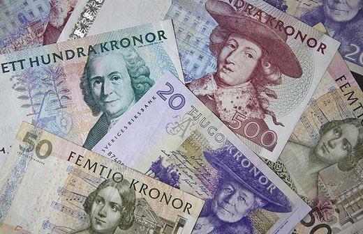 دلار، کرون سوئد را کله پا کرد
