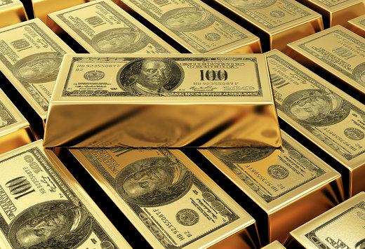 ریزش نرخ طلا با تقویت ارزشدلار