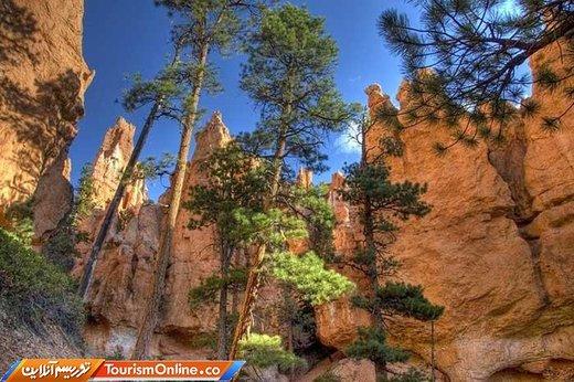 پارک ملی برایس کنیون آمریکا