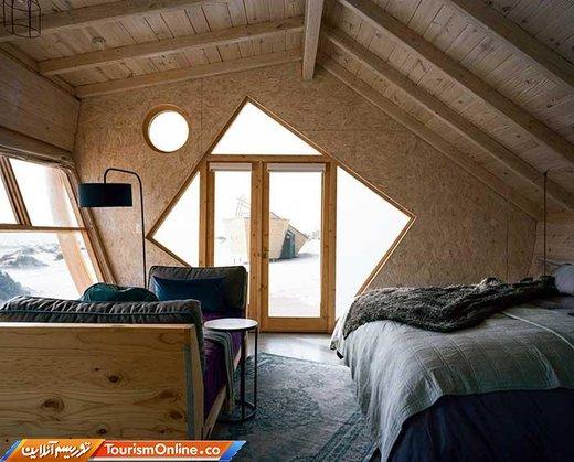 اقامتگاههای خاص در ساحل اسکلتی