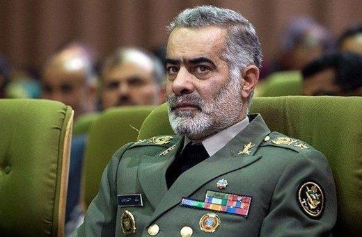 مشاور عالی فرمانده کل ارتش: ارتش دستش را از سپاه جدا نمیکند