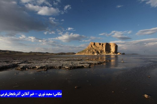 چیزی به نام هاله حرارتی در اطراف دریاچه ارومیه وجود ندارد