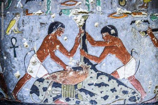 فیلم | کشف مقبره جدید فرعونها در مصر