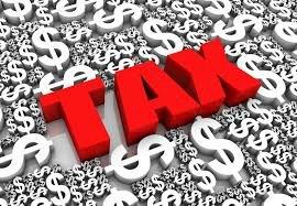 مالیات در امریکا