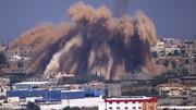 حمله اسراییل به سرزمین محاصره شده غزه