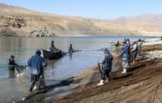 ممنوع شدن فعالیتهای صید و صیادی در دریاچه پشت سدهای ارس و مهاباد