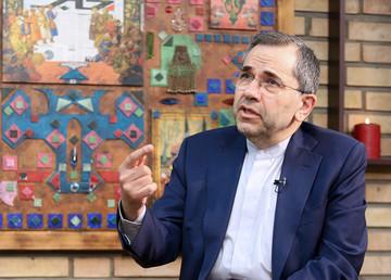 تختروانچی: پنجره دیپلماسی بسته نشده و بحث جنگ مطرح نیست
