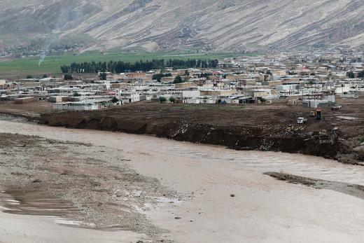 اختصاص اراضی جدید شهری برای بازسازی مناطق سیلزده