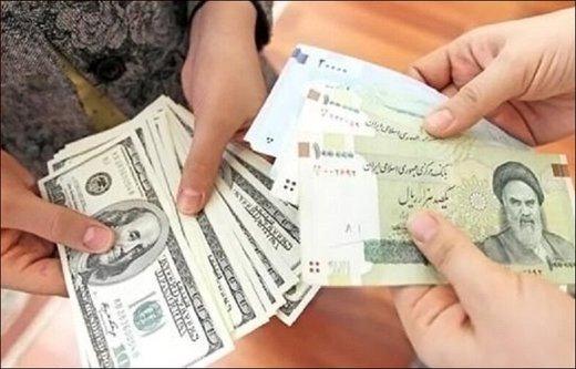 قیمت دلار در صرافیها افزایش یافت