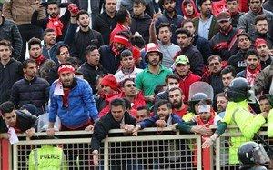 هواداران ناراضی به تمرین تعطیل تراکتور رفتند