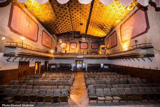 تئاتر نصر آماده بازگشایی