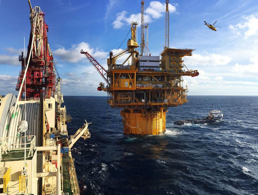 استخراج نفت در کوبا